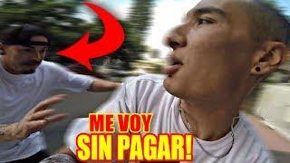 BROMA PESADA A  TATUADOR | ME VOY SIN PAGAR | JACOB VALENCIA