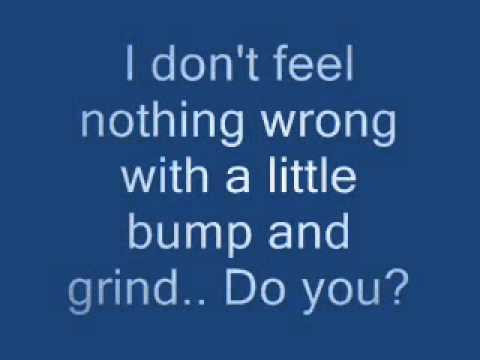 R. Kelly - Bump and Grind (Lyrics)