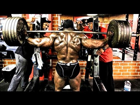 LEGS - Kali Muscle + Thai + The Beast
