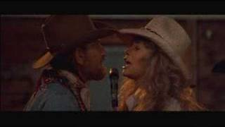 Willie Nelson and Dyan Cannon, Loving you was easier