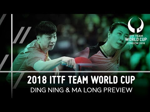 2018 Team World Cup I Ma Long & Ding Ning P