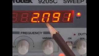 #11. 전자기기기능사실기_측정_함수발생기 사용법_주파…