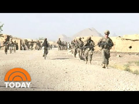 Biden Plans To Withdraw All US Troops From Afghanistan By Sept. 11   TODAY