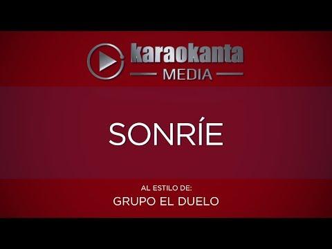 Karaokanta - Grupo El Duelo - Sonríe