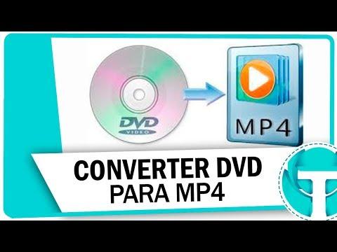 Como converter GRÁTIS um DVD para MP4 rapidamente!