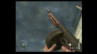 Medal of Honor: Vanguard (All Weapons Shown)