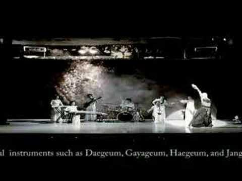 Byulmaru - Korean traditional fusion band
