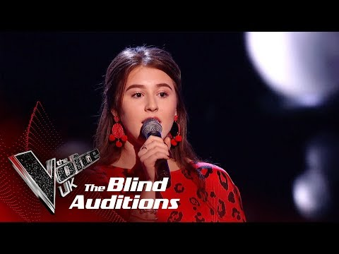 Heidi Lewis's 'Lost Without You' | Blind Auditions | The Voice UK 2019