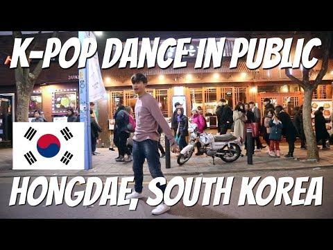 INDONESIANS DANCE IN PUBLIC IN KOREA! | BLACKPINK, GOT7, RED VELVET, WANNA ONE, BoA, EXO