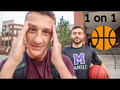 D3 Basketball Player VS College Student?!?!