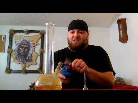 NO DAB RIG?? GHETTO DABBING VER 2.0!!