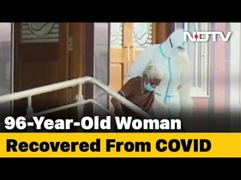 96-Year-Old Woman Beats