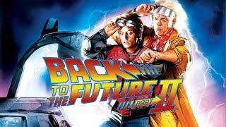 Все киногрехи фильма Назад в будущее 2