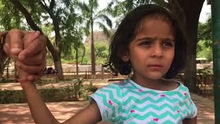 Download Video Samiya & Dadu at Maharani Lakshmi Bai Samadhi, Gwalior MP3 3GP MP4