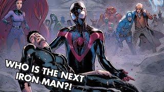 Tony Stark is Dead, Who's the Next Iron Man?
