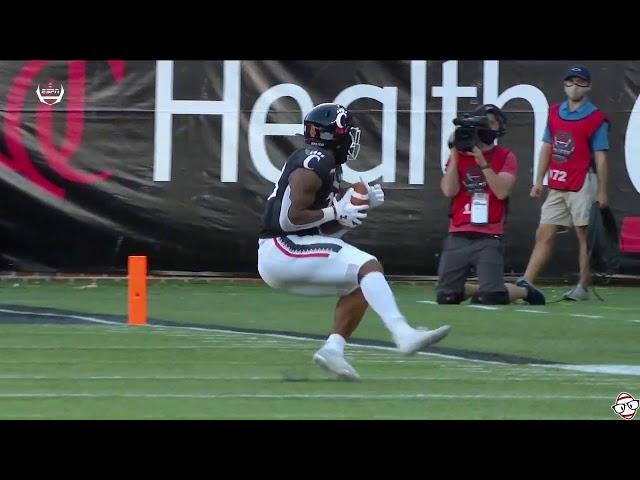 Gerrid Doaks (Cincinnati RB) vs Houston (2020)