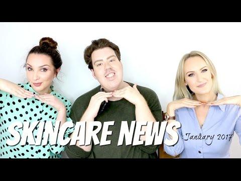 SKINCARE NEWS January 2017 featuring The Skincare Obsessive!