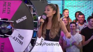 Ariana Grande singing Problem by ASAP ROCKY (Clean)