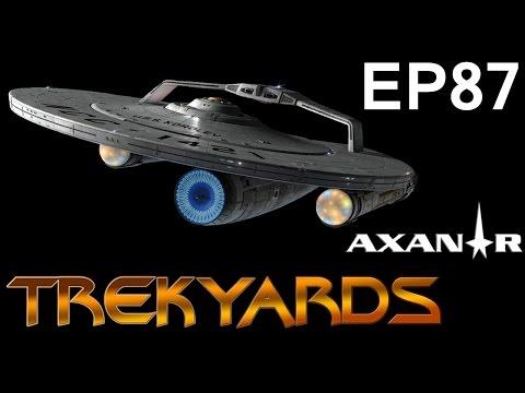Trekyards EP87 - Korolev Class