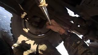 Схождение грузовые Зил бычок - YouTube