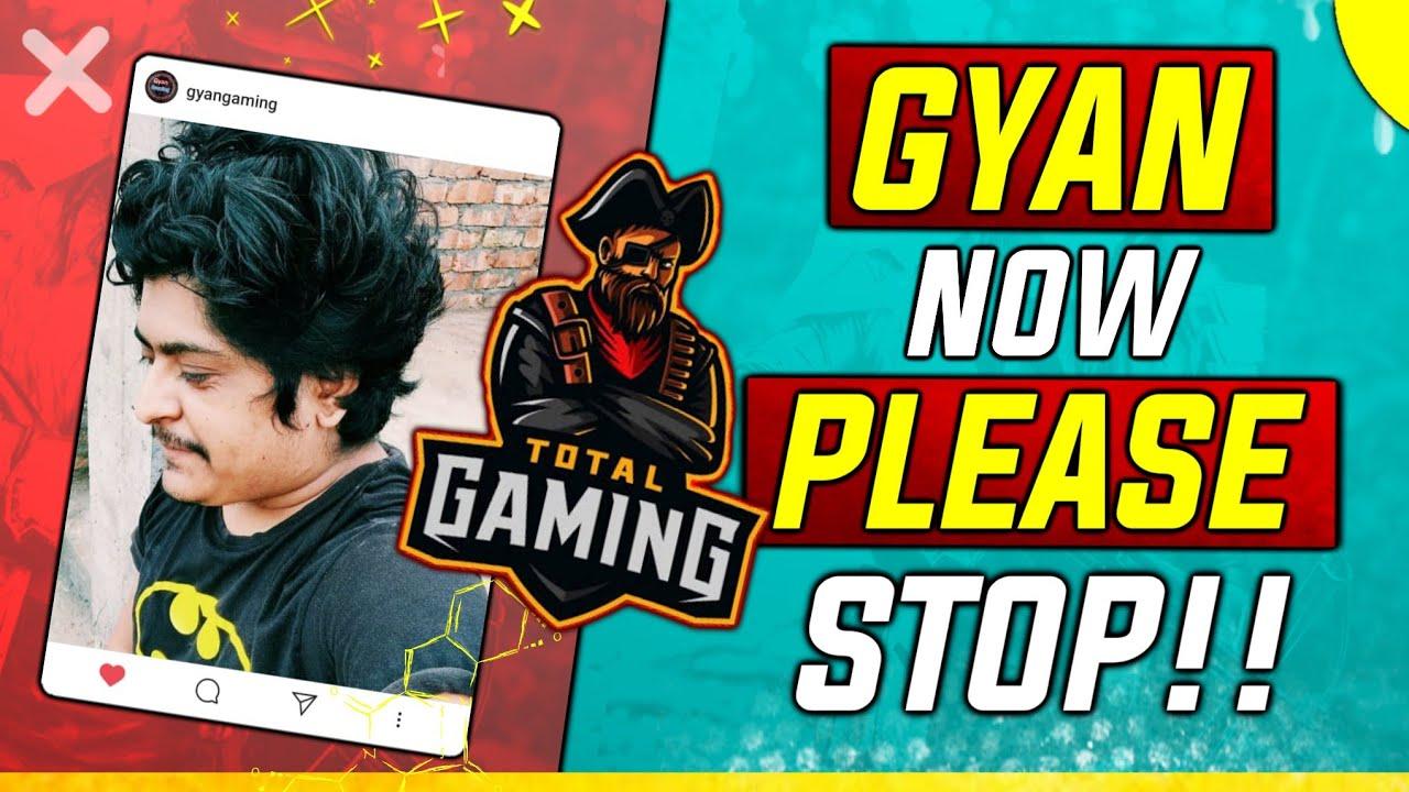 GYAN GAMING VS TOTAL GAMING🔥| GYAN NOW PLEASE STOP!!😡| #FAMCLASHERS