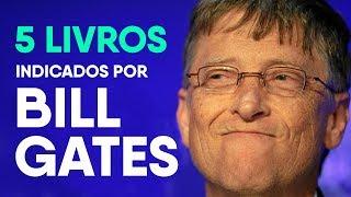 5 Livros indicados por Bill Gates | Na Prática