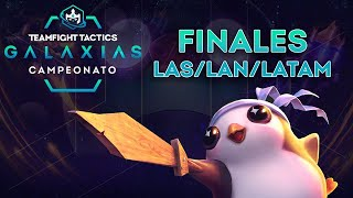 ¡No te pierdas las Finales Latinoamericanas de TFT! | Teamfight Tactics
