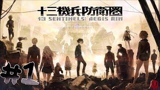 13 Sentinels: Aegis Rim (PS4 PRO) Gameplay Walkthrough Part 1 [1080p 60fps]