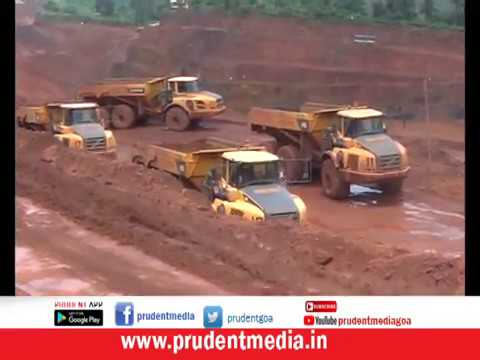 CENTER IS COMMITTED IN SOLVING THE MINING ISSUE: GOYAL_Prudent Media Goa
