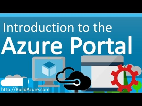 Introduction to the Microsoft Azure Portal - Cross-Platform Management of Cloud Resources