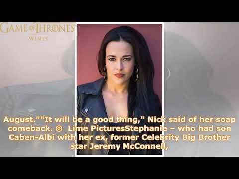 Hollyoaks cast react to Stephanie Davis' soap comeback as Sinead