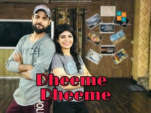 dheeme-dheeme-|-nirdosh-sharma-choreography-|-dance-performance-|-tony-kakkar-viral-video