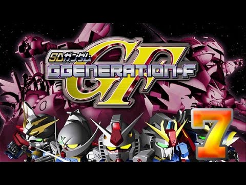 Let's Play G Generation F | 007 | Back in Space