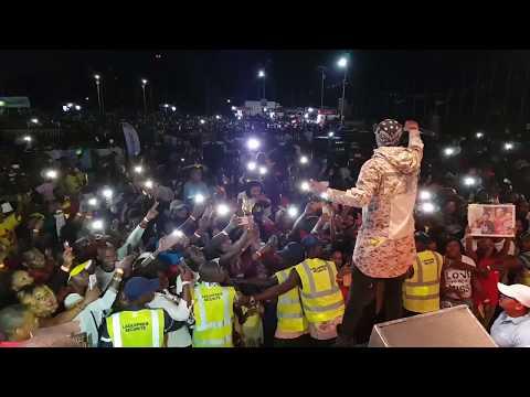 Eddy Kenzo Live in Guinea Conakry 2018