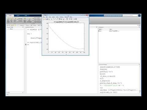 Applied Optimization - Monte Carlo Method