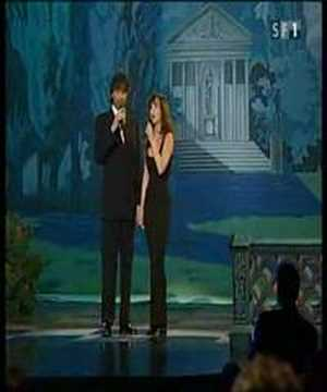The best Italian song Io vivo per Lei