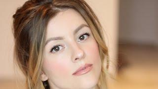 Tutorial Machiaj Lejer de Zi pentru Birou sau Facultate ? Simple Every Day Makeup