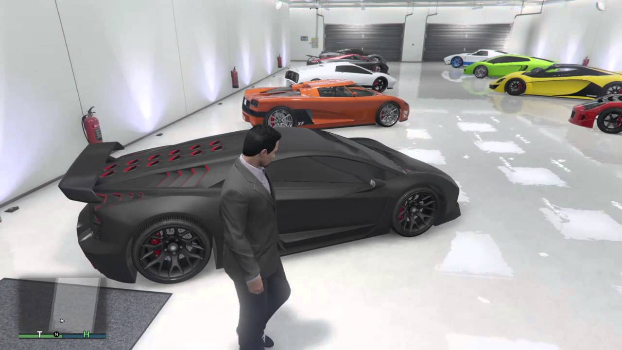 Buy  Car Garage Gta