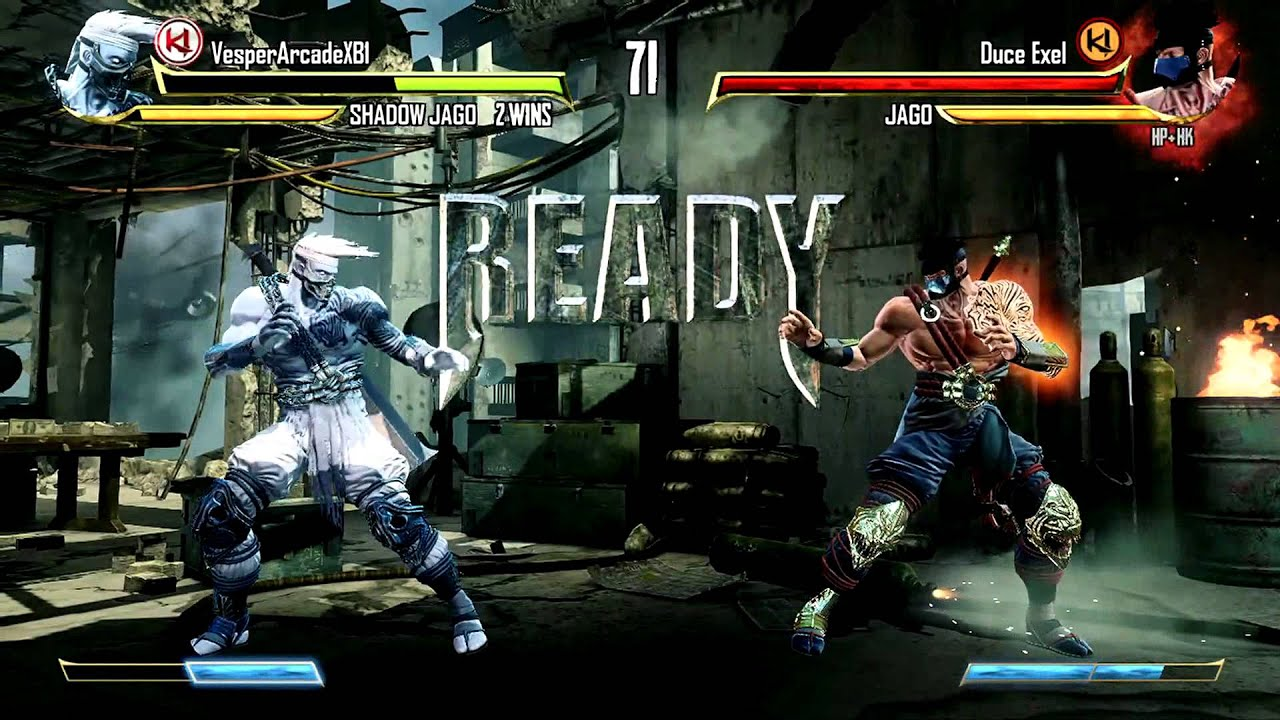 VA Killer Instinct Ranked Matches 2