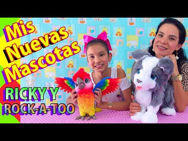 Mis NUEVAS MASCOTAS FUR REAL | AnaNana Toys
