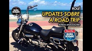 ROLÉ: UPDATES SOBRE A ROAD TRIP BORA RODAR! - Mirage 250 - #081 thumbnail