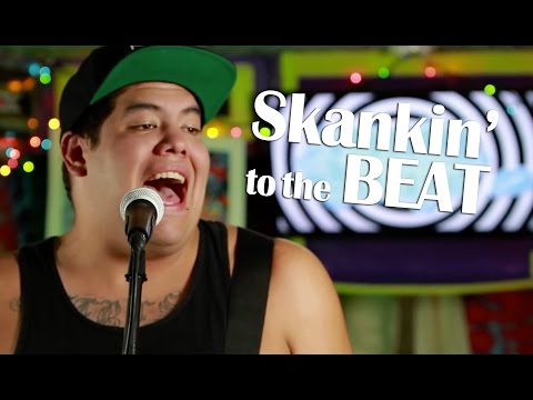 "sublime-with-rome-""skankin'-to-the-beat""-(live-at-jitv-hq-2015)-#jaminthevan"