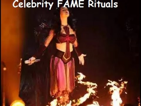 Celebrity Fame Rituals