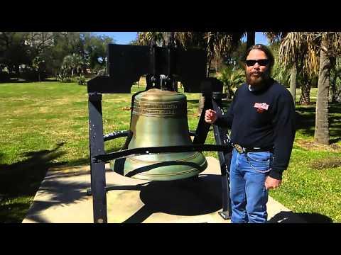I rang the Liberty Bell
