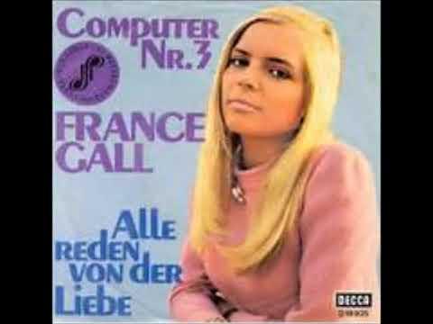 Der Computer Nr. 3  -   France Gall 1968
