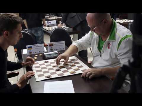 European Championship 2016. D. Shkatula-A. Norvaisas