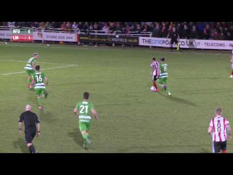 North Ferriby United vs Lincoln City Highlights