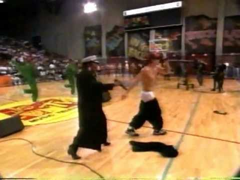 Marky Mark & the Funky Bunch 1991 MTV RockNJock BBall Jam