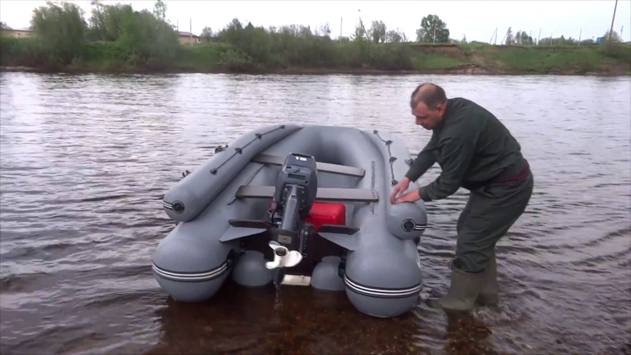 Лодочный мотор Sea Pro (Сиа про) T40 Обзор - YouTube