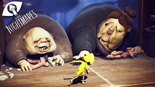 ЖРУНЫ  Little Nightmares 4